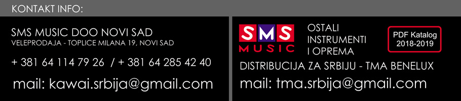 SMS Music doo Novi Sad